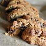 Biscotti z bakaliami